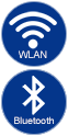 Bluetooth/WLAN Terminal